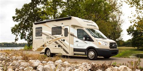 ford motorhome ford transit chassis popular among rvs ford authority