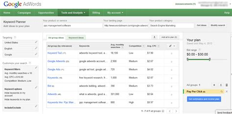 adsense keywords tool 5 things you need to know about adwords new keyword