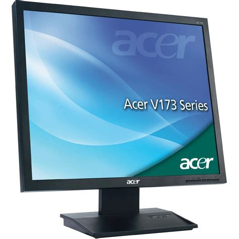 Monitor Lcd Acer V173 acer v173 tft monitor 17 quot from conrad electronic uk