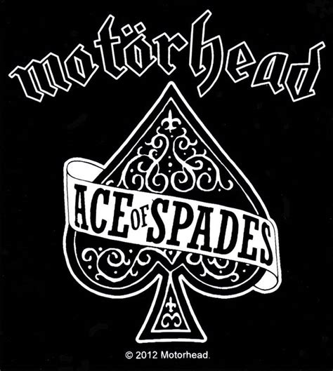 mot 246 rhead ace of spades album acquista sentireascoltare