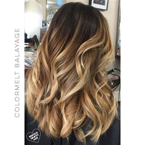 balayage hair color technique 25 best ideas about balayage technique on