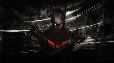 batman wallpaper for macbook 1366x768 batman beyond desktop pc and mac wallpaper