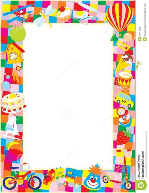 cornici da stare gratis colorate preschool clipart borders 101 clip