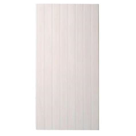 Tongue And Groove Wainscoting Home Depot Marlite Supreme Wainscot 8 Ft Hdf Tongue And Groove