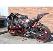 2008 Kawasaki Zx6r Zx6 Ninja 600 One Of A Kind Photo
