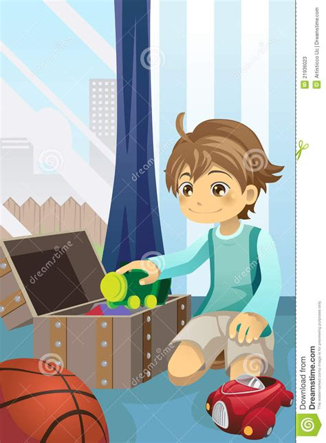 clean bedroom clipart clean playroom clipart boy cleaning up his toys 21936023