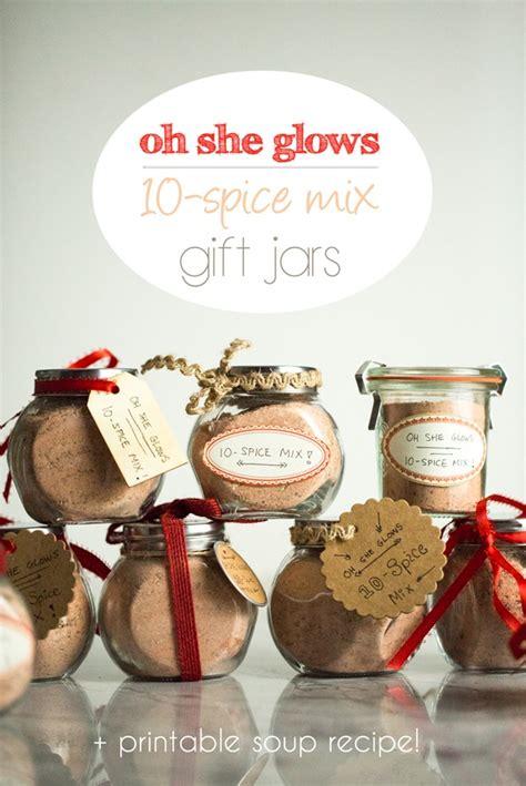 Oh She Glows Detox Tonic by ᗗ10 Spice Mix Gift Jars ᐂ Printable 10 Spice Veggie
