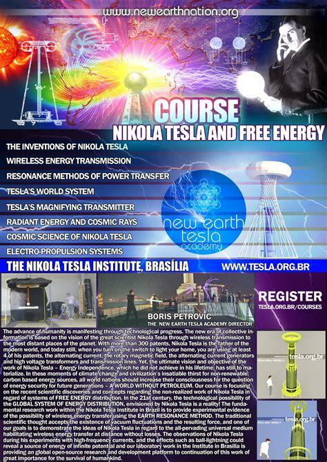Tesla Cosmic Energy Nikola Tesla Institute Brazil