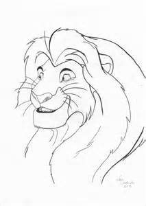 coloring pages lion king search