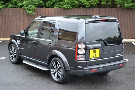 land rover discovery 2014 interior 2014 63 land rover discovery 4 hse luxury sdv6 cars