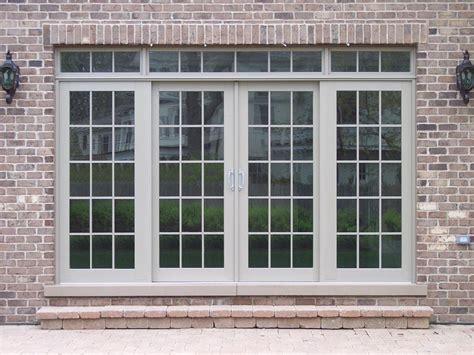 Patio Doors With Windows Sliding Patio Door Photo Gallery Classic Windows Inc