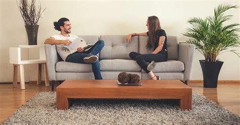 door couch burrow sofa delivered to your door insidehook