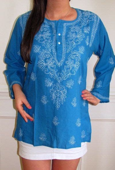 Tunic Woolpeach Wolfis Tunic All Size astounding teal cotton tunic available in many colors and all sizes s to 5x indian tunics