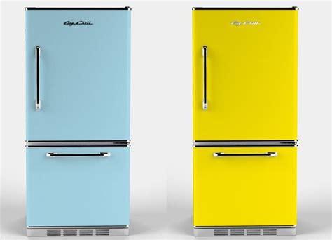 refrigerators parts colored refrigerators exclusive big chill introduces the new quot retropolitan