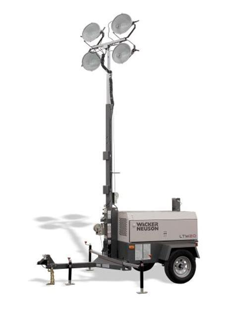 Wacker Neuson LTW20Z1 Light Tower   Patriot Contractors