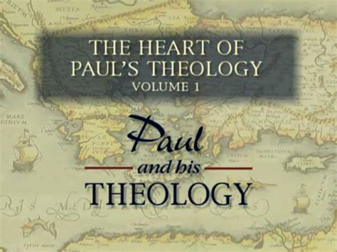 in in paul explorations in paul s theology of union and participation books the of paul s theology paul and his theology high