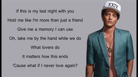 bruno mars i won t give up mp3 download bruno mars all i ask lyrics adele cover chords