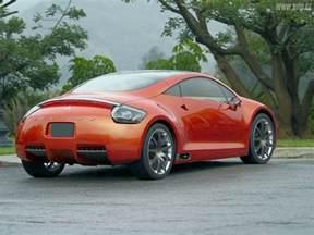 Mitsubishi Eclipes Mitsubishi Eclipse Concept Autos Post