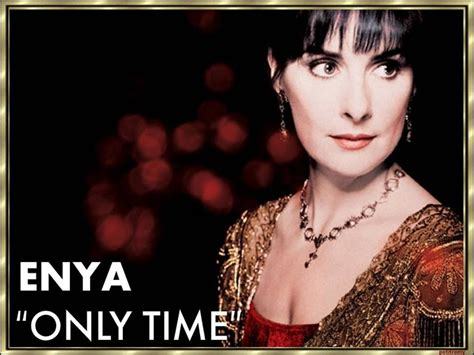 enya only time enya only time paroles youtube