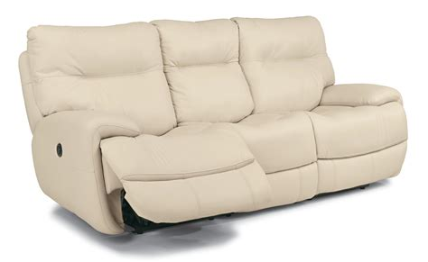 flexsteel power reclining sofa flexsteel latitudes evian power reclining sofa with fold