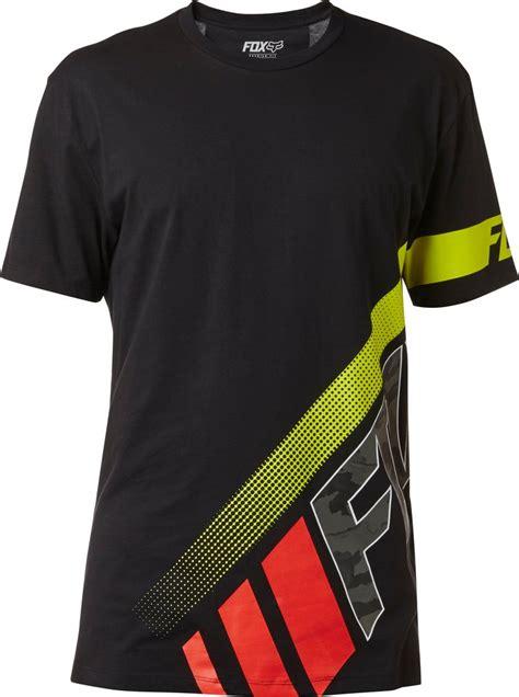 Kaos Longsleve U fox racing mens kaos crew neck premium motocross sleeve casual t shirt ebay