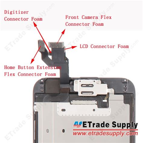 Set Flexibel Connector Charger Mic Apple Iphone 5s Original iphone 5s cable diagram iphone get free image about