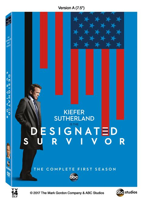 Designated Survivor Home | abc has announced home release info for designated