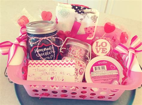 diy valentine gifts for friends 26 best valentine gift basket images on pinterest