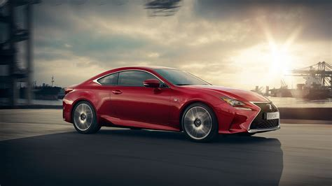 lexus sports car rc lexus rc sports coup 233 lexus europe