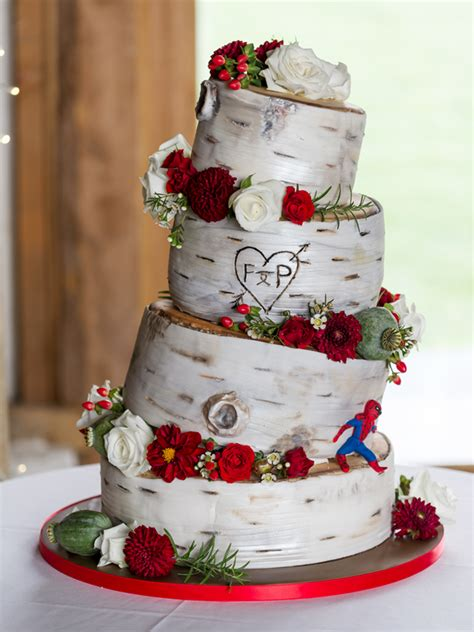 Barns Designs by Wedding Cakes Archive Tartufi Cakes