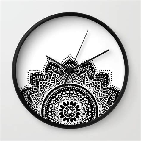 wall clock for bedroom tarowing club 25 best ideas about mandala throw on pinterest tapestry