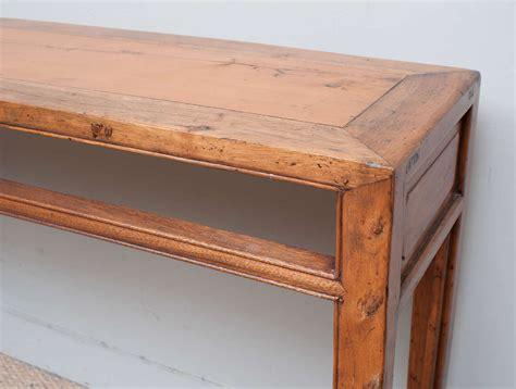 long narrow sofa table long and narrow console table 19th century at 1stdibs