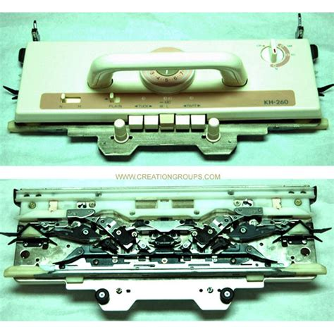 knitting machine carriage k carriage complete set for kh260 knitking artisan
