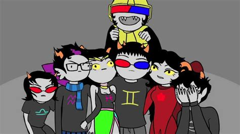 gmail themes homestuck buzzin feat sollux homestuck animation youtube
