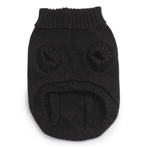 poinsettia dogs zack zoey acrylic poinsettia sweater large black animals pet supplies pet