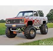 2010 Slammin And Jammin Truck Show 1982 Chevy C10 Silverado Photo 17