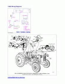 Ford 2000 tractor wiring diagram on ford 4600 tractor wiring diagram