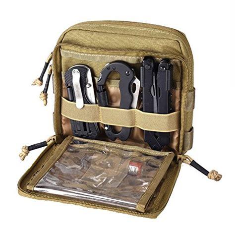 Tas Edc Tactical Cordura Organizer reebow gear tactical admin pouch edc molle bag