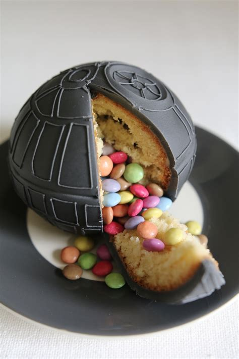 star wars cake afternoon crumbs