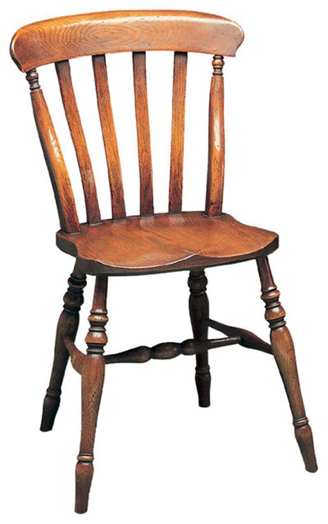 Slat Back Windsor Dining Chair Traditional Dining Slat Back Dining Chair
