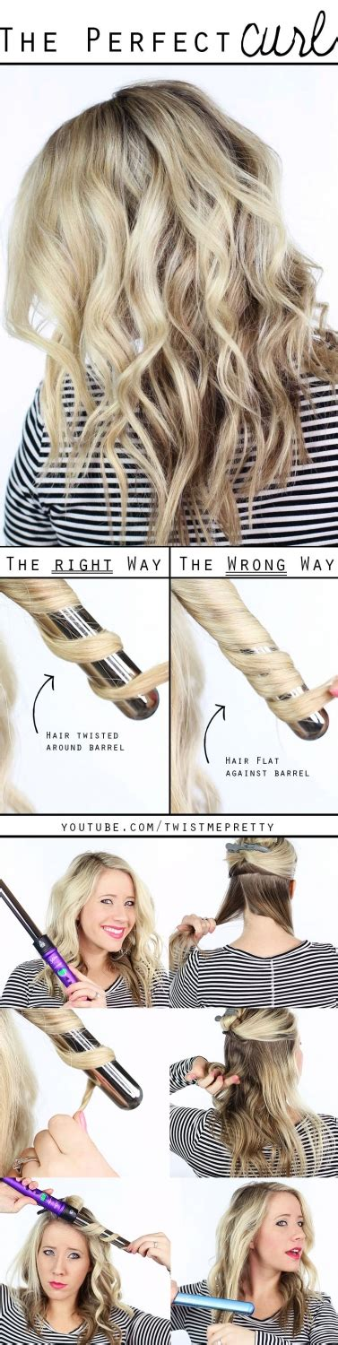hair tutorial wand 5 curling wand tutorials