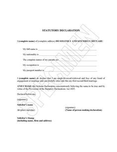 birth certificate declaration letter birth certificate translation of documents