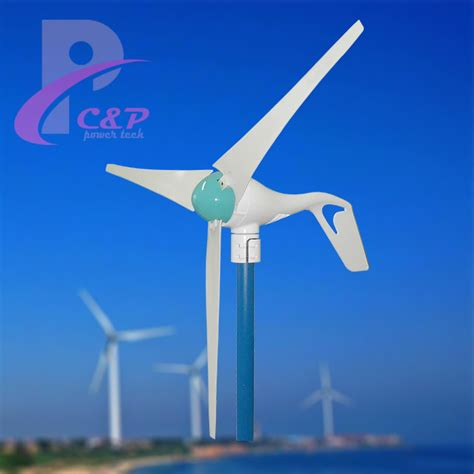 400w 24vac home wind generator with 3pcs blades ce