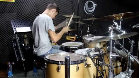 best funky drummer by damien now available on iyt best funky drummer drum cover marios kyriakou