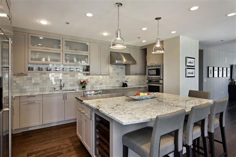 Light Gray Kitchens Affordable Kitchens With Light Gray Kitchen Cabinets Mybktouch