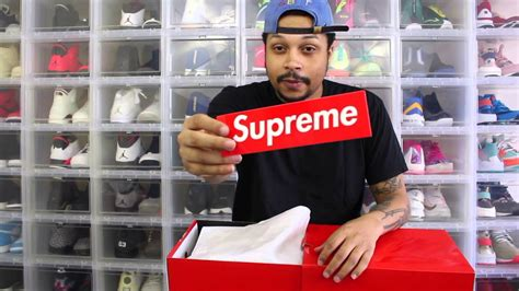 supreme new york unboxing supreme new york x nike air max 98 quot supreme