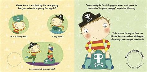 pirate pete potty colouring pirate pete 191 s potty book sales up 700 thanks to evans rave review daily mail online