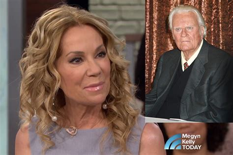 kathie lee gifford billy graham kathie lee gifford gets emotional while remembering rev