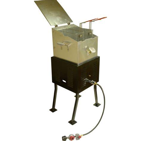 Multi Fryer king kooker deluxe 24 000 btu multi purpose portable