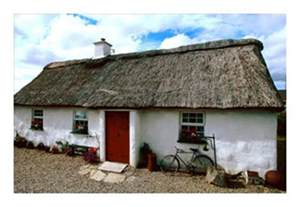 thatched cottage for 4 to rent for self catering breaks